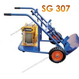 XE ĐẨY BÌNH OXY GAS  – Model SG 307