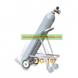 XE ĐẨY 1 BÌNH KHÍ 40L  – Model SG 107