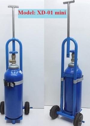 xe kéo bình khí XD-01 mini